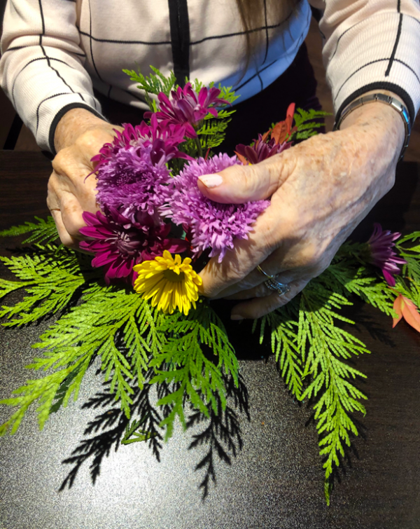 Horticultural Therapy Cultivates Healing and Hope for Seniors